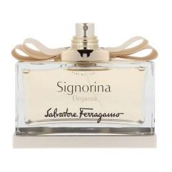 Salvatore Ferragamo Signorina Eleganza / парфюмированная вода 100ml для женщин ТЕСТЕР без коробки