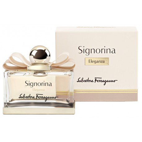Salvatore Ferragamo Signorina Eleganza / парфюмированная вода 50ml для женщин