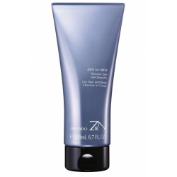 Shiseido Zen For Men / гель для душа 200ml для мужчин без коробки
