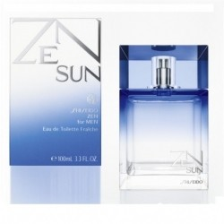 Shiseido Zen Sun Fraiche / туалетная вода 100ml для мужчин