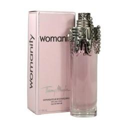Thierry Mugler Womanity Rafillable / парфюмированная вода 50ml для женщин