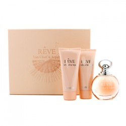 Van Cleef & Arpels Reve / набор (edp 100ml+b/lot 100ml+sh/gel 100ml) для женщин