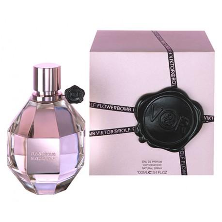 Viktor & Rolf Flowerbomb — парфюмированная вода 100ml для женщин