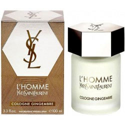 Yves Saint Laurent L`Homme Cologne Gingembre / одеколон 60ml для мужчин