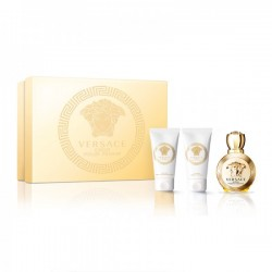 Versace Eros Pour Femme / набор (edp 50ml+b/lot 50ml+sh/gel 50ml) для женщин