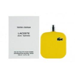 Lacoste Eau De Lacoste L.12.12 Yellow Jaune / туалетная вода 100ml для мужчин ТЕСТЕР