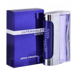 Paco Rabanne Ultraviolet Man — туалетная вода 50ml для мужчин