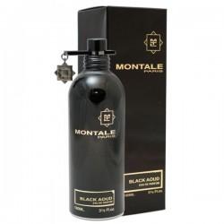 Montale Black Aoud — парфюмированная вода 100ml унисекс декод