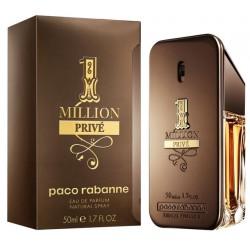 Paco Rabanne 1 Million Prive — парфюмированная вода 50ml для мужчин