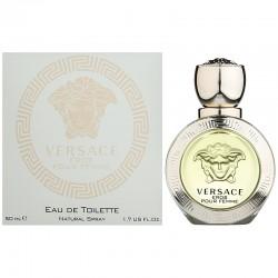 Versace Eros Pour Femme Eau de Toilette — туалетная вода 50ml для женщин