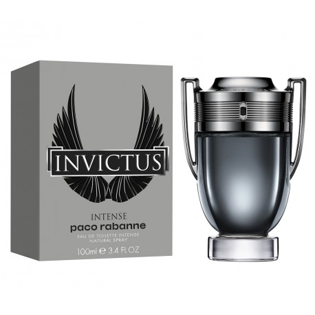 Paco Rabanne Invictus Intense / туалетная вода 100ml для мужчин