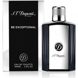 S. T. Dupont Be Exceptional — туалетная вода 100ml для мужчин