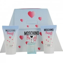 Moschino Funny / набор (edt 4ml+b/lot 25ml+sh/gel 25ml) для женщин