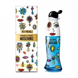 Moschino Cheap & Chic So Real — туалетная вода 100ml для женщин