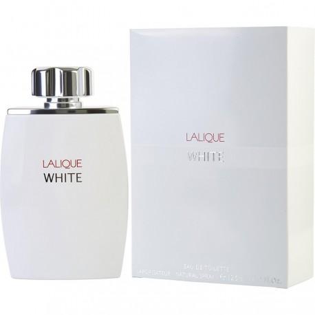 Lalique White — туалетная вода 125ml для мужчин