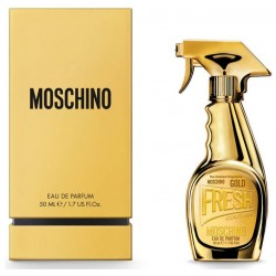 Moschino Gold Fresh Couture — парфюмированная вода 50ml для женщин