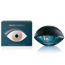 Kenzo World Intense — парфюмированная вода 50ml для женщин