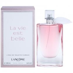 Lancome La Vie Est Belle L`eau Florale — туалетная вода 100ml для женщин