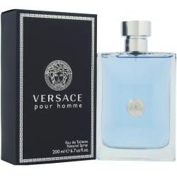 Versace Pour Homme — туалетная вода 200ml для мужчин