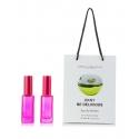 Donna Karan DKNY Be Delicious — парфюм-спрей в подарочной упаковке 40ml (2x20) для женщин