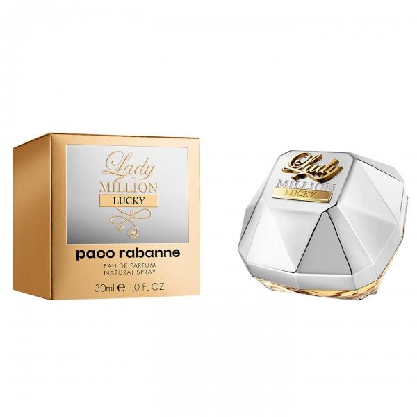 Paco Rabanne Lady Million Lucky — парфюмированная вода 30ml для женщин