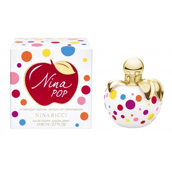 Nina Ricci Nina Pop — туалетная вода 80ml для женщин