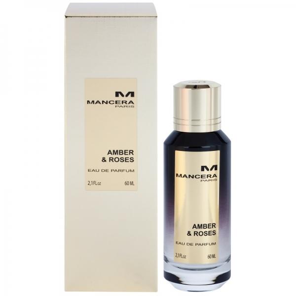 Mancera Amber & Roses — парфюмированная вода 60ml унисекс