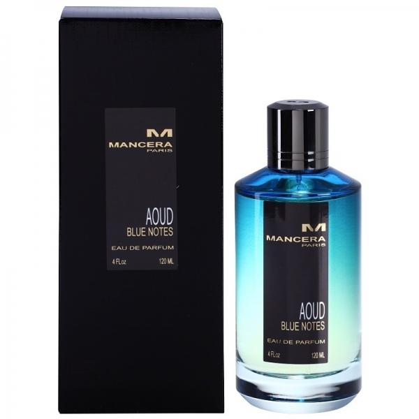 Mancera Aoud Blue Notes — парфюмированная вода 120ml унисекс