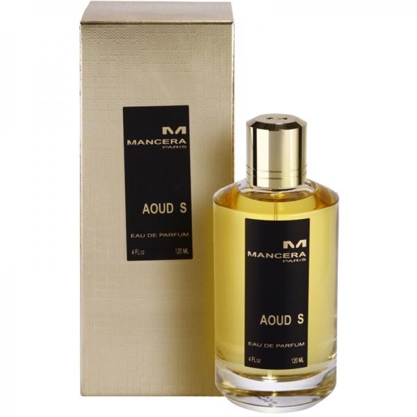 Mancera Aoud S — парфюмированная вода 120ml унисекс