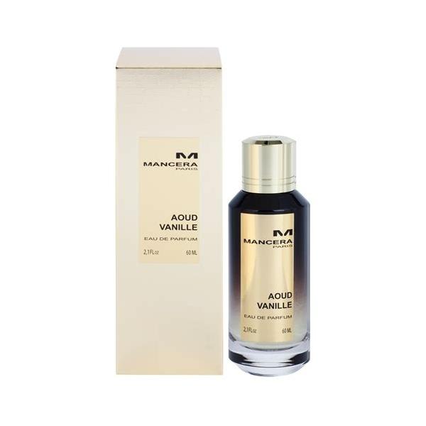Mancera Aoud Vanille — парфюмированная вода 60ml унисекс