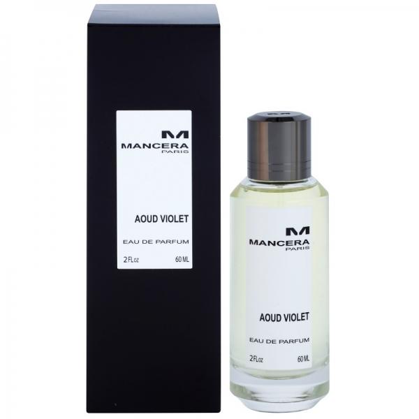 Mancera Aoud Violet — парфюмированная вода 60ml унисекс