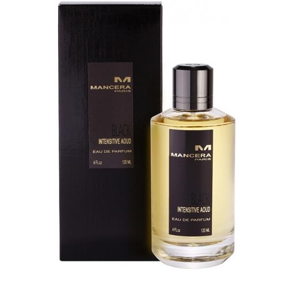 Mancera Black Intensitive Aoud — парфюмированная вода 120ml унисекс