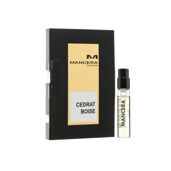Mancera Cedrat Boise — парфюмированная вода 2ml унисекс