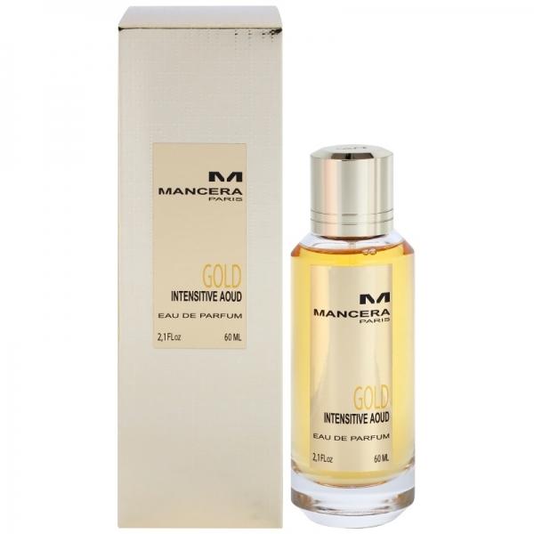 Mancera Gold Intensitive Aoud / парфюмированная вода 60ml унисекс