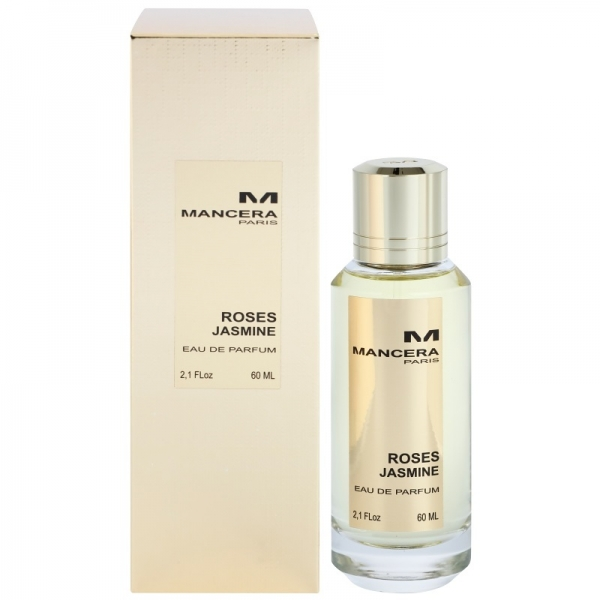 Mancera Rose Jasmine — парфюмированная вода 60ml унисекс