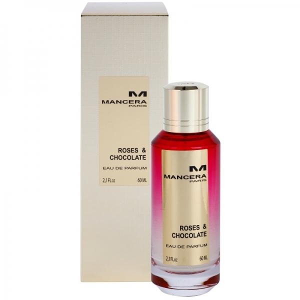 Mancera Roses and Chocolate — парфюмированная вода 60ml унисекс