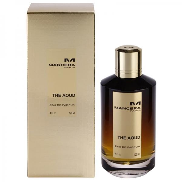 Mancera The Aoud — парфюмированная вода 120ml унисекс