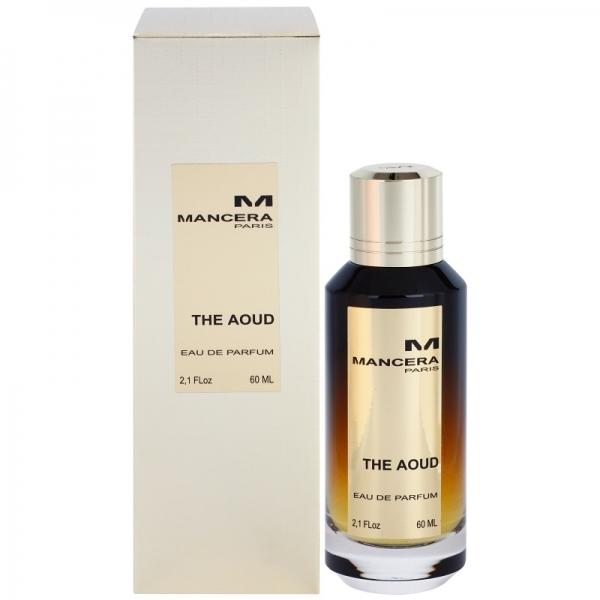 Mancera The Aoud — парфюмированная вода 60ml унисекс
