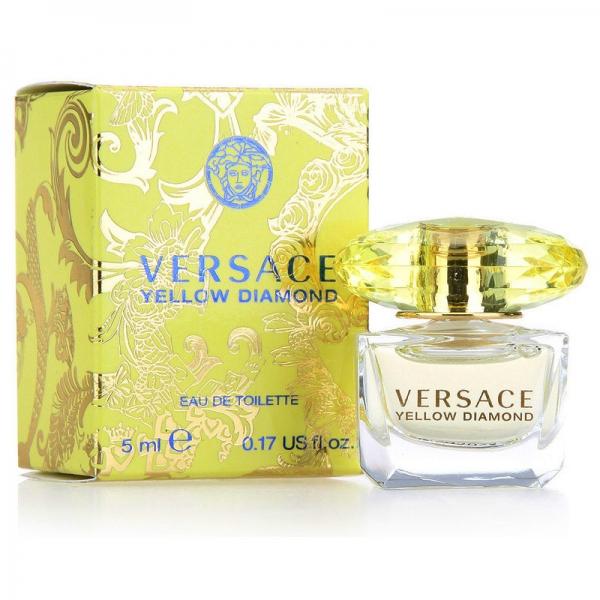 Versace Yellow Diamond — туалетная вода 5ml для женщин