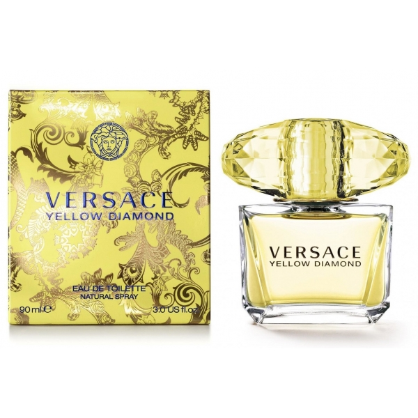 Versace Yellow Diamond — туалетная вода 90ml для женщин