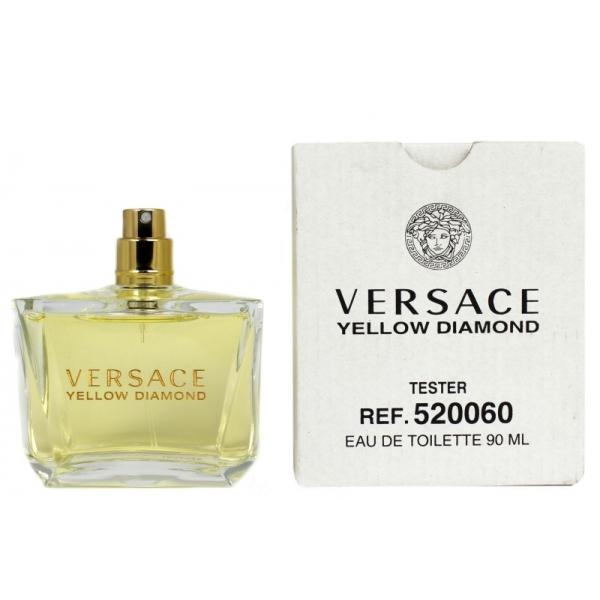 Versace Yellow Diamond — туалетная вода 90ml для женщин ТЕСТЕР