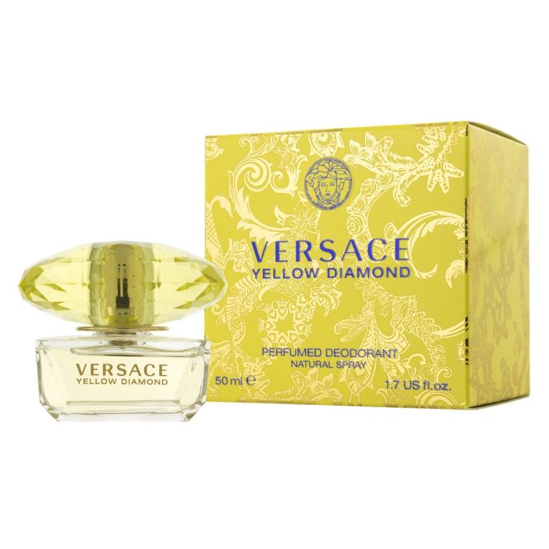 Versace Yellow Diamond — дезодорант 50ml для женщин