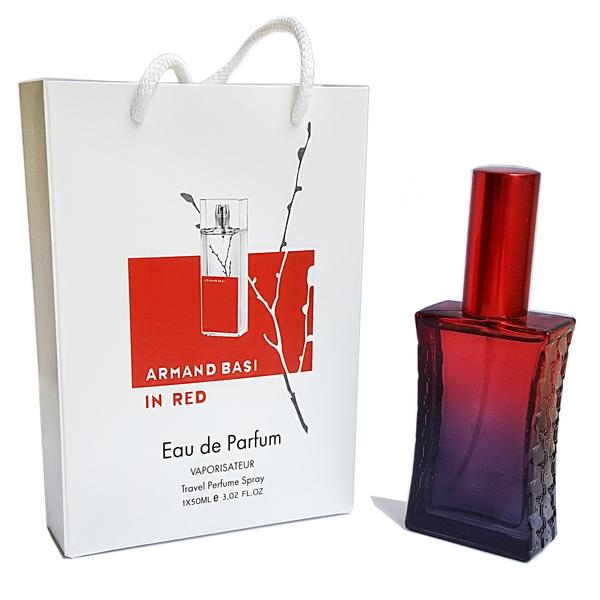 Armand Basi In Red — туалетная вода в подарочной упаковке 60ml для женщин