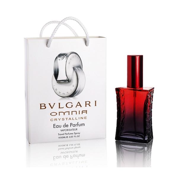 Bvlgari Omnia Crystalline — туалетная вода в подарочной упаковке 60ml для женщин