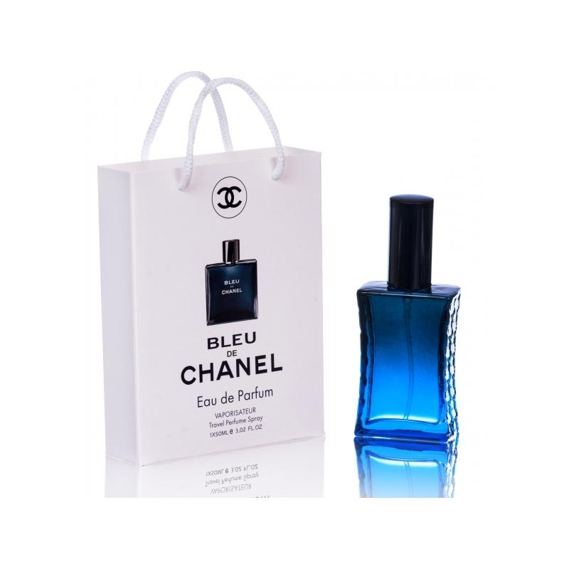 Chanel Bleu de Chanel — парфюмированная вода в подарочной упаковке 60ml для мужчин