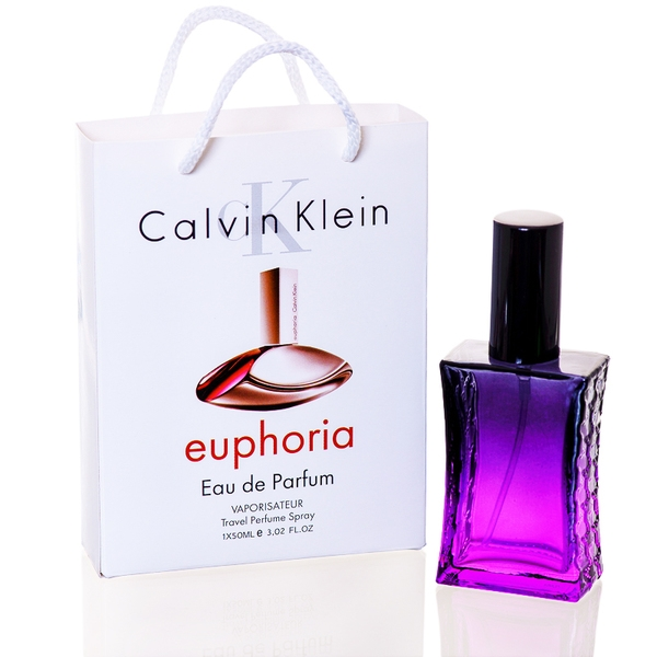 Calvin Klein Euphoria — парфюмированная вода в подарочной упаковке 60ml для женщин