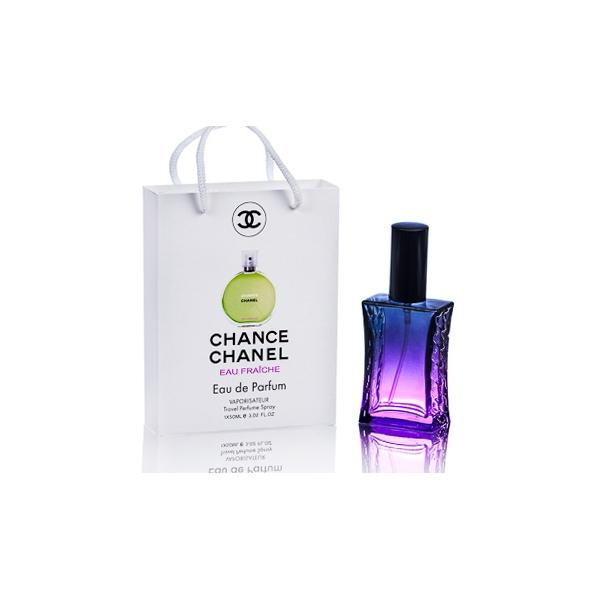Chanel Chance Eau Fraiche — туалетная вода в подарочной упаковке 50ml для женщин