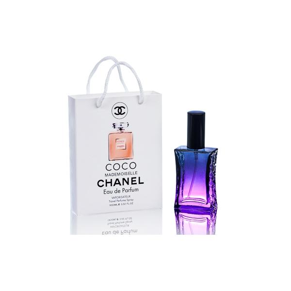 Chanel Coco Mademoiselle — парфюмированная вода в подарочной упаковке 50ml для женщин