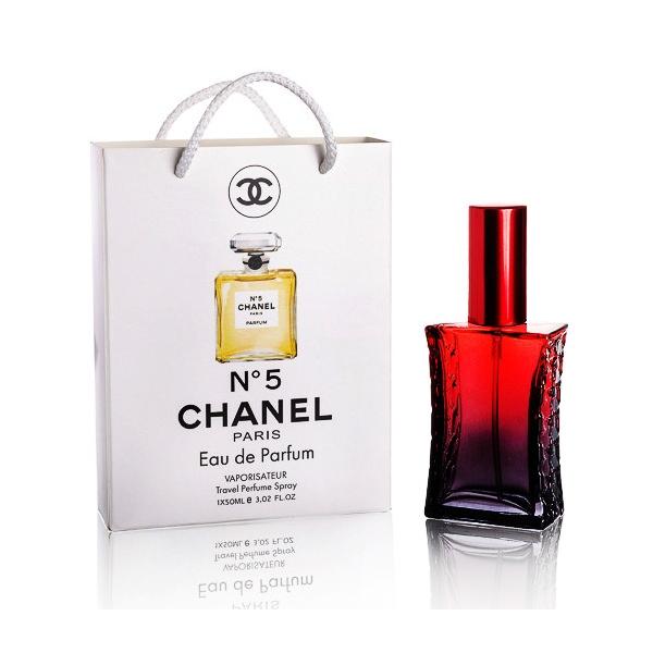 Chanel N 5 — парфюмированная вода в подарочной упаковке 60ml для женщин