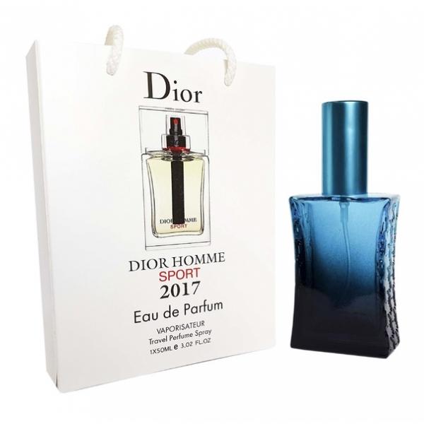 Christian Dior Homme Sport — туалетная вода в подарочной упаковке 60ml для мужчин
